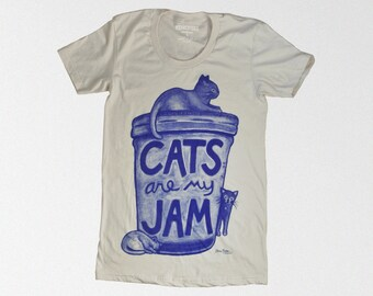Womens Funny Cat Shirt, cat graphic tee, cat lover gift for her, wife gift for women t shirt, cat lover gift, cat lady tshirt, animal print