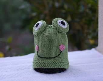 Children's Froggy Hat (AniHat)