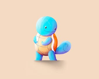 Squirtle #007