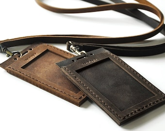 ID Holder with Lanyard • IDpark H / IDpark V