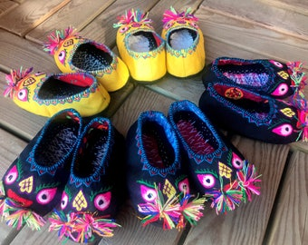 Chinese traditional handicraft,Handmade tiger-head shoes,baby's shoes,children's shoes