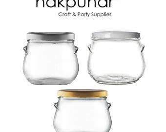 29 oz Tureen Glass Jars ( 850 ml fl oz)