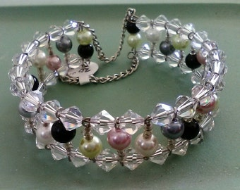 Night glamour bracelet