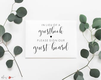 Sign Our Guest Board Printable. Sign Our Guest Board Sign. Printable Sign Our Guest Board Sign. Guest Board Sign. Wedding Guest Board Sign.