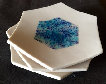 Small hexagon plate