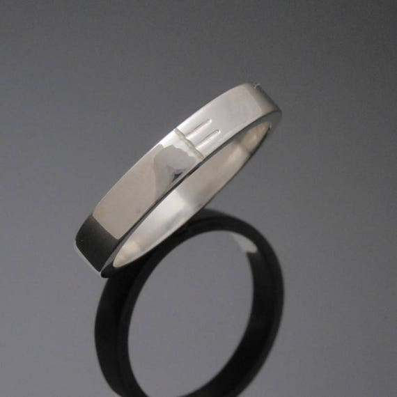 rings band wedding celtic gaelic ogham ring