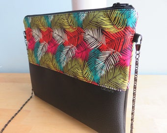 Zip Clutch bag