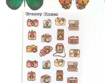 Tiny Vintage Cameras
