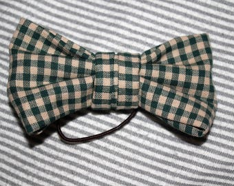 Green Checkered Gingham