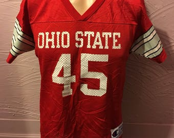Ohio State Archie Griffin #45 Jersey Champion Youth L/Adult M