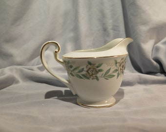 NORITAKE china ALAMEDA 520 pattern Creamer 3-3/4""