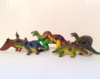 Dinosaur furniture knobs / drawer pulls