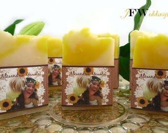 Soap Favor Labels - Soap Tags - Wedding Soap Favor Tags - Bridal Shower Favor Tags - Personalized Label - Shower Favor Tags - Custom Labels