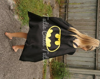 Bat Hero Mask and Cape