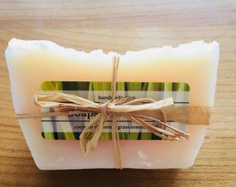 Lemongrass Soap Hair and Body