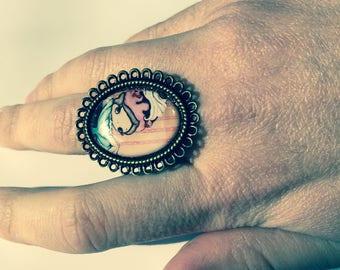fairy cupcake ring