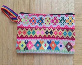 Handwoven Bag - Vintage Peruvian Textiles