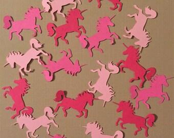 Confetti - Pink Unicorns