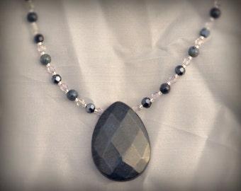 Blue Danube Necklace