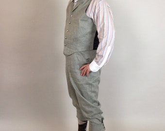 1930s knickerbocker suit vintage style, golfing knickers, cycling breeches, tweedride suit, 1910's,1930's,1940's