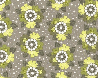 Rhoda Ruth by Elizabeth Hartman for Robert Kaufman Fabrics - 1/2 yard cut - # AZH 15457-268 Nature