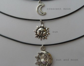 Choker with charm of your choice