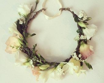 Fresh Floral Crown