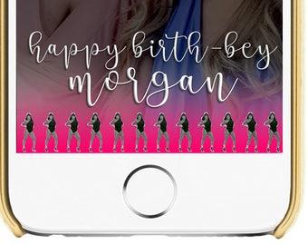 Happy Birth-Bey Beyonce Birthday Snapchat Filter 1021