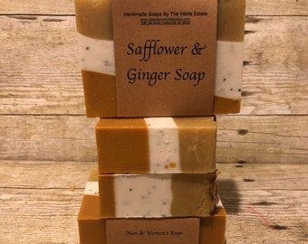 Safflower & Ginger Soap
