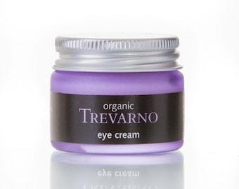 Organic Trevarno Eye Cream