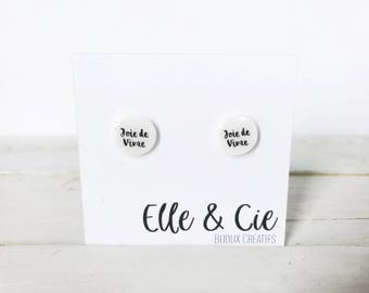Joy of life earrings