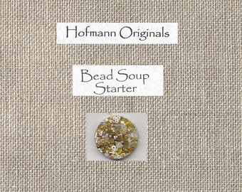 Hofmann Originals - Bead Soup Starter - Honeyed Banana - BDST-21 - By the Package