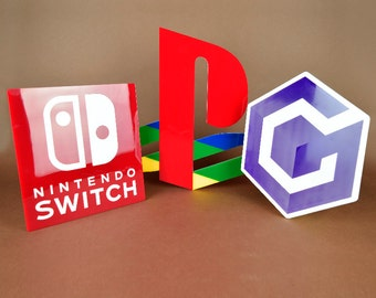 Gamecube Display Sign