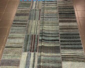 Weaving Patchwork 222 cm x 165cm