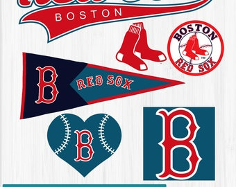 INSTANT DOWNLOAD_Boston Red Sox SVG, Boston Red Sox Clipart, Red Sox SVG, Boston Red Clipart, Red Sox Clipart