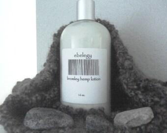 Ebelegy's Hemp Oil Lotion--Organic 16 oz.