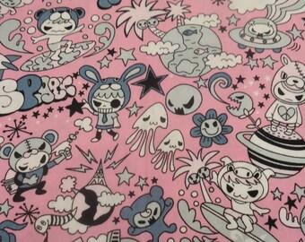 Japanese Kawaii skirt pink