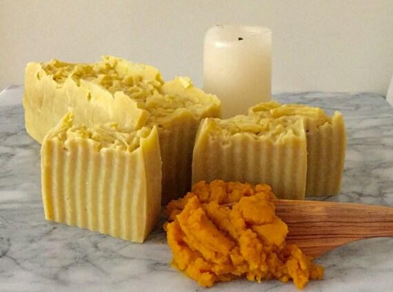 Organic Pumpkin Soap (Vegan)
