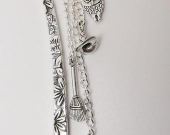 Wizard Bookmark