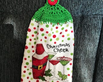 Christmas Cheer Kitchen Towel