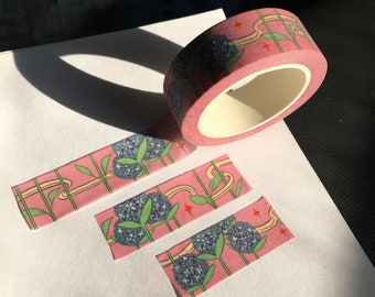 Hydrangea Washi tape