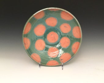Contemporary Home Decor: Decorative Bowl; Ceramic Art