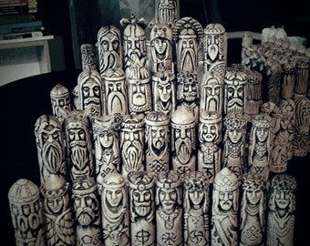 The Ultimate Slavic Collection of 32 Deities and Spirits