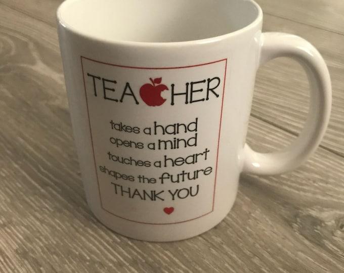 Personalised Quotation Mug