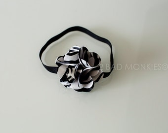 Black Baby Headband, Baby headband, baby girl headband, newborn Headband, Infant Headband, Newborn Photo prop, Baby girl gift