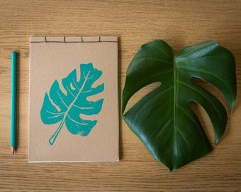 Cheese Plant Notebook