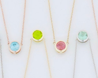 Chroma Solo Fling Necklace