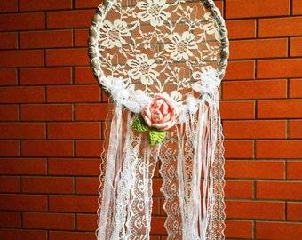 Dream Catcher (Fabric Decoration)