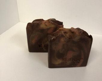 Balance and Glow Soap / Artisan Soap / Handmade Soap / Soap / Cold Process Soap