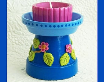 Pedestal Candle Holder no.2